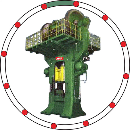 Coining Type Double Disk Friction Press