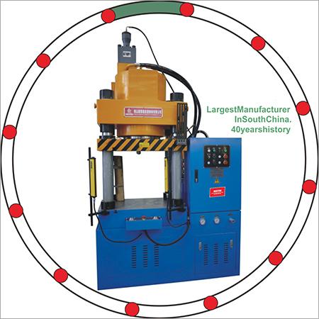 Y32-S Series Four-column Hydraulic Press