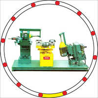 Hydraulic Outside Polishing Machine (2 heads, 2 stations)