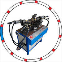 4 SIDES PUNCHING HOLE MACHINE