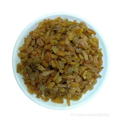 Yellow Nashik Type III Grade B Standard Mixed Raisins (RYN002)