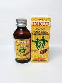 Syp inkuf Honey based cough Remedy