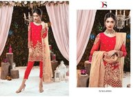 HEAVY EMBROIDARY WORK SALWAR SUITS