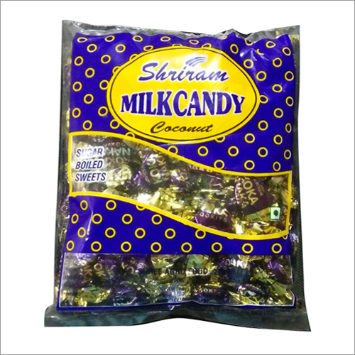 Coconut Milk Candy