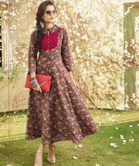 Anarkali Kurtis and Kurtas