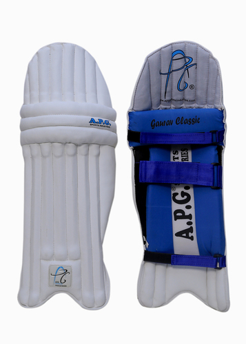 APG Gaurav Classic Cricket Batting Pads (RH), Men Size