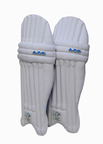 APG Cricket Batting Legguards (Gaurav Classic) - Men size