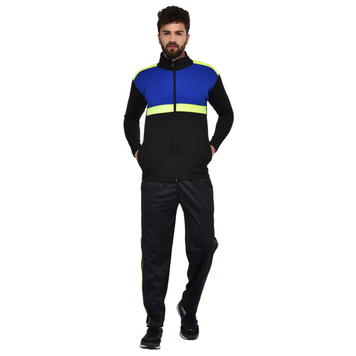 Mens Blue Tracksuit
