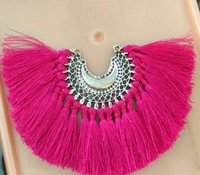 Silk Thread Tassels