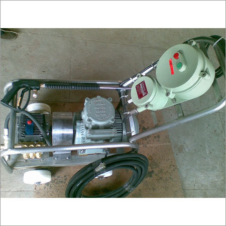 150 Bar Flameproof High Pressure Cleaner