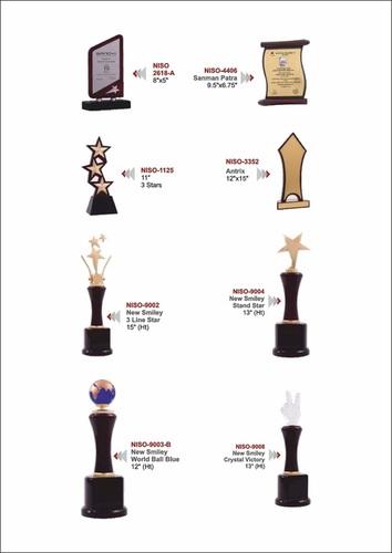 Wooden Trophys