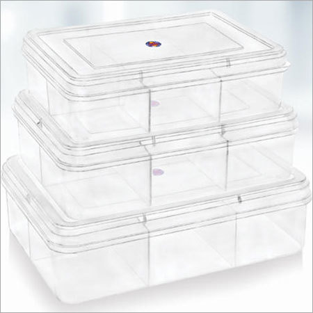Plastic Partition Box