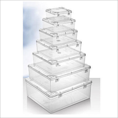 Rectangular Packing Container