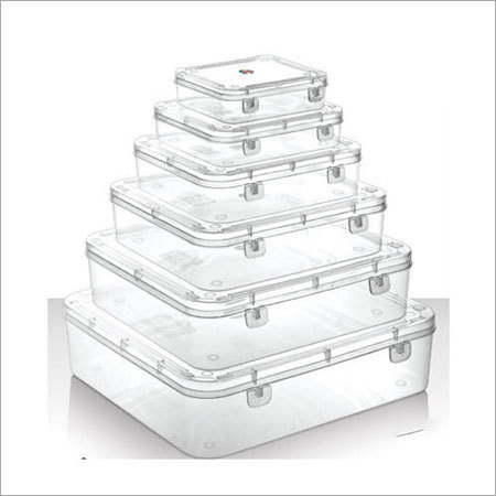 Square Packing Container