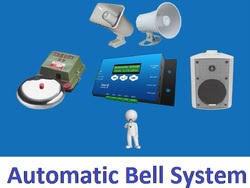 School Alarm Bell System