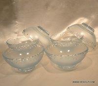 Mixing Bowl Glass Bowl Glassware Serve Bowl Glass Bowl Set