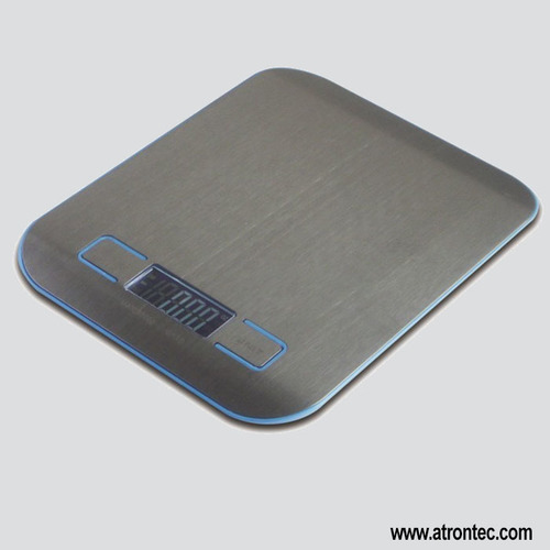 Stainless Steel Platform Digital Kitchen Scale