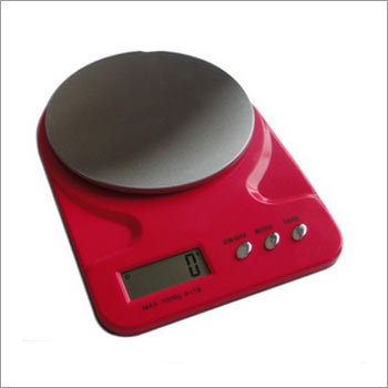 Electronic Food Weighing Scale