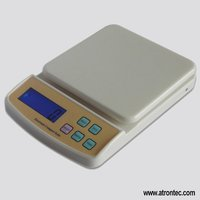 Square Kitchen Scale