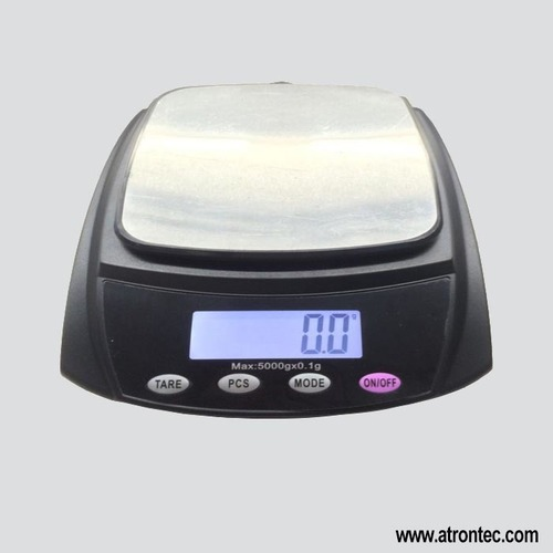 Steel Platform Electronic Kitchen Scale