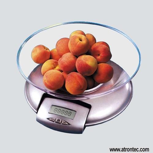 Glass Bowl Kitchen Scale