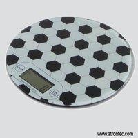 Round Kitchen Scales