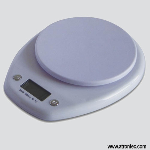 Portable Digital Kitchen Scale