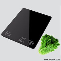 Glass Platform High Precision Digital Kitchen Scale
