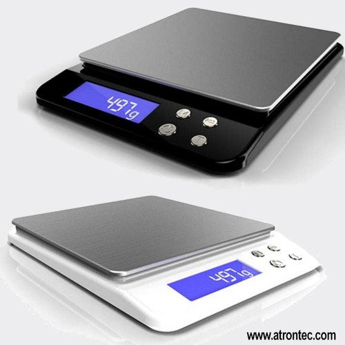 High Precision Electronic Pocket Scale