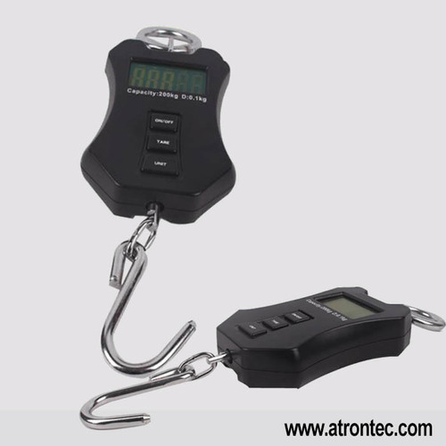 Digital Portable Hanging Luggage Scale