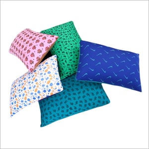 Printed Pillow & Cover