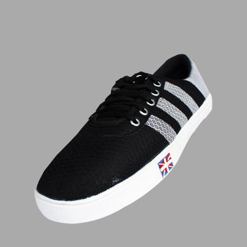 Mens Round Lace Up Casual Shoe