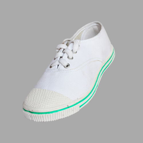 White School Shoe