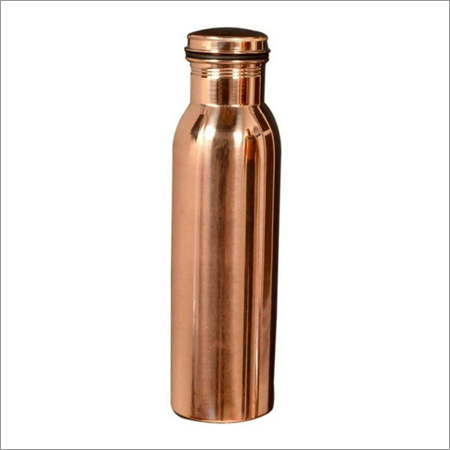 1 Ltr Copper Water Bottle