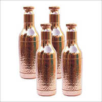 1.5Ltr Copper Water Bottle