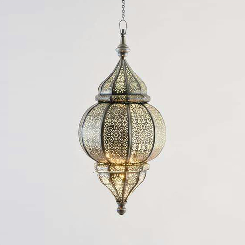 20 Inches Wall Hanging Candle Lantern