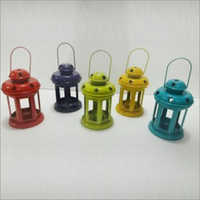 6 inches Wall Hanging Candle Lantern
