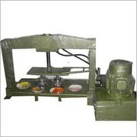 Dish Circle Cutting Machine