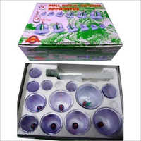 Hijama Kit Kangchi 12 Pieces Wet Cupping