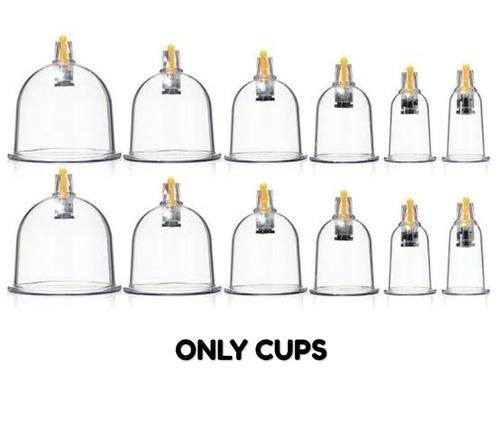 Hijama Cups / Hijama Loose Cups