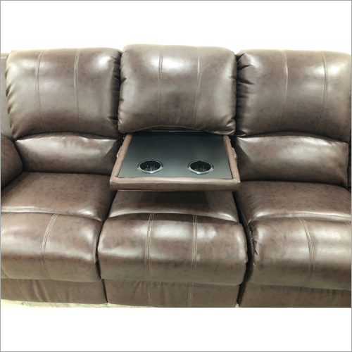 Recliner Sofa In Seat Cup Holder
