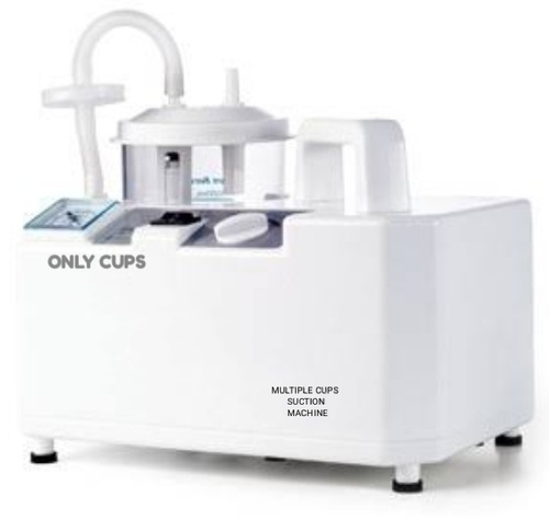 Hijama Suction Machine Multi Cups