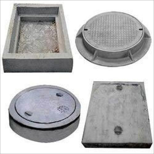 Manhole Cement Cover