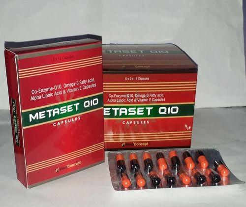 Metaset -Q10 Capsule