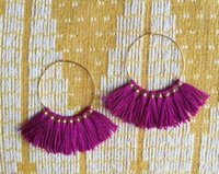 Designer Silk Thread Earring