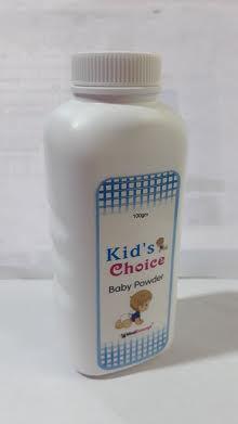 KIDS-CHOICE BABY POWDER