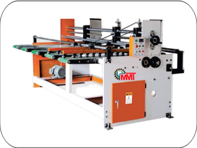 Auto Feeding Partition Slotter Machine
