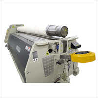 4 Rolls Hydraulic Plate Bending Machine with Nylon Coated Rolls