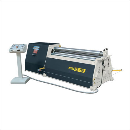 Motorised Mechanical 4 Rolls Plate Bending Machines