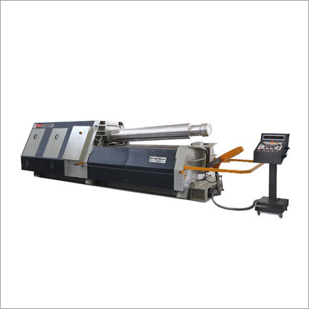 4R HMD 4 Roll Plate Bending Machine